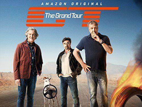 The Grand Tour Season 1 Omu Amazon Video Richard Hammond Jeremy Clarkson Www Amazon De Amazon Prime Video Grand Tour Jeremy Clarkson