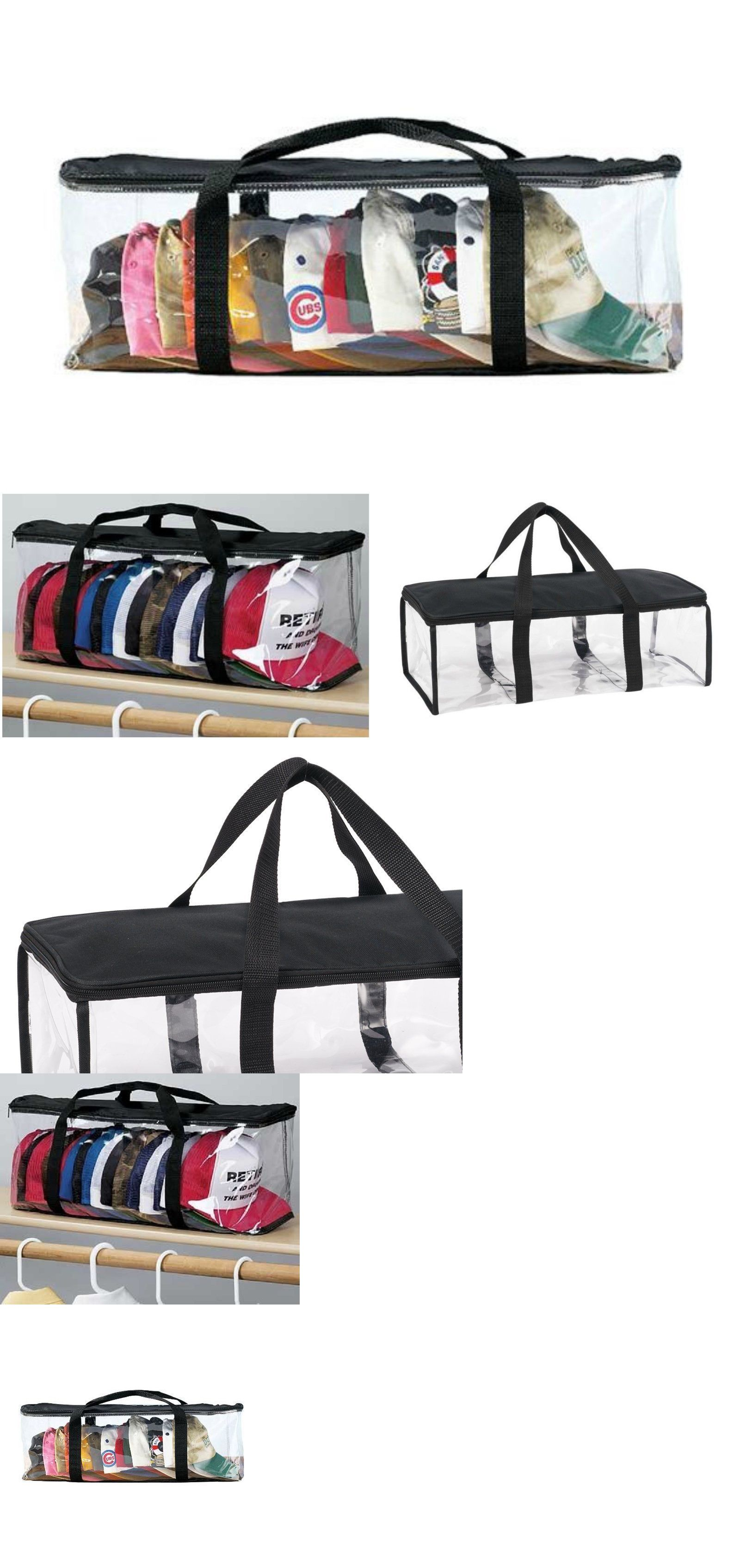 Coat And Hat Racks 22656 Convenient Dust Free Baseball Cap Storage Hat Organizer Fitted Rack Handles Ball Baseball Caps Storage Hat Organization Cap Organizer