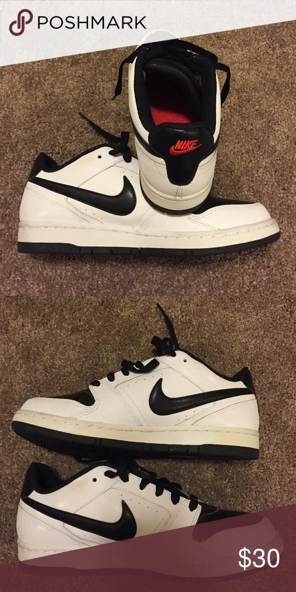 pretty nice ca40f dda5a Womens Nike Dunks Worn once. Nike Shoes Sneakers