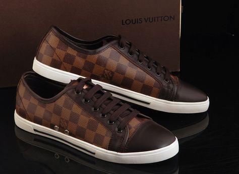Louis vuitton mens sneakers, Mens