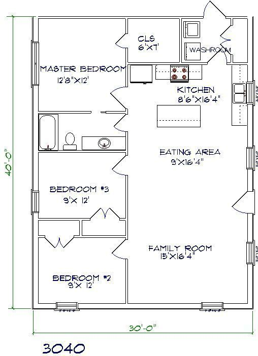 Best 25 Barndominium Floor Plans With Various Type Size Picture Barndominium Floor Plans Shop House Plans