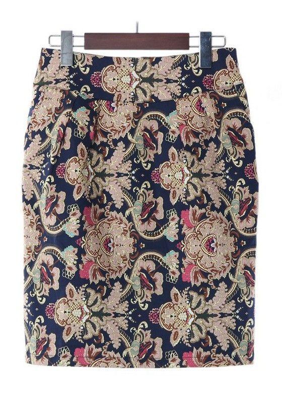 Cute pencil skirt!