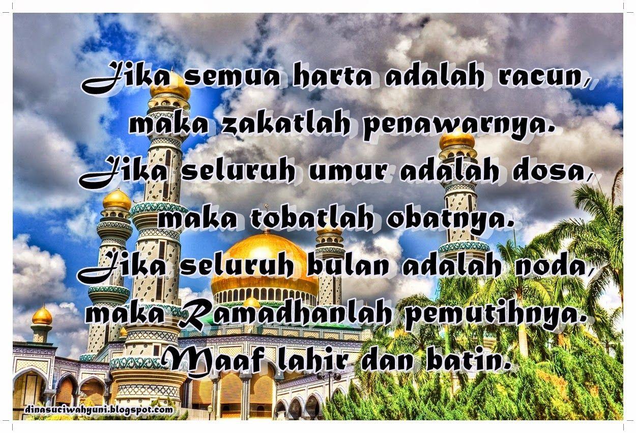 Wallpaper Dp Bbm Ucapan Selamat Menyambut Bulan Suci Ramadhan