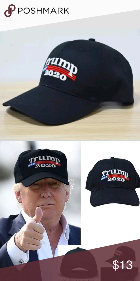 the best attitude 4bbf3 ee8f3 Trump 2020 black hat High quality.Attractive and Beautiful.It is a good gift