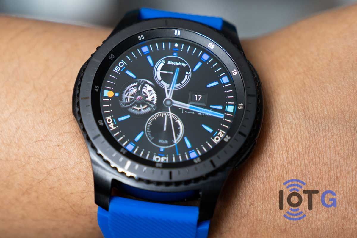 Samsung Gear S3 Classic and Frontier gets software update ...