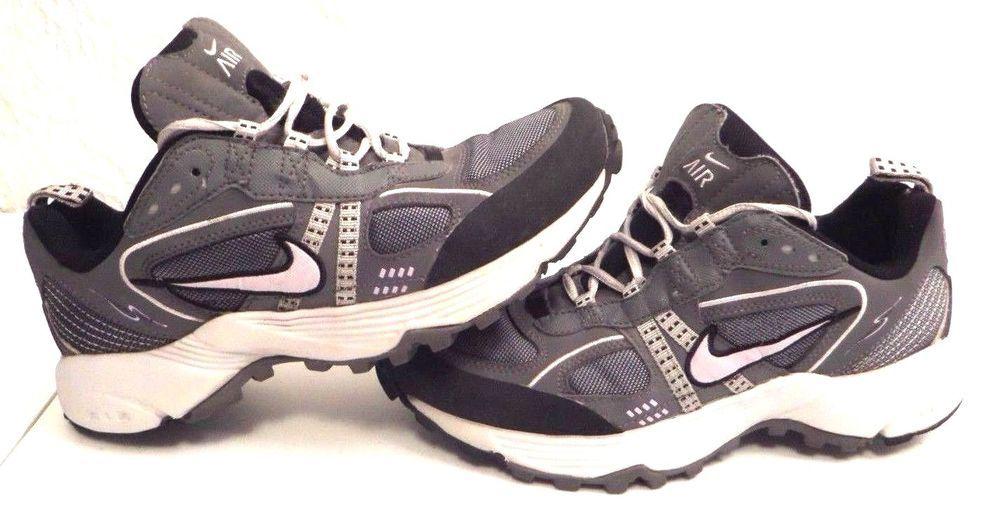2004 Vtg. Air Nike NB  Women ACG Trail Running Shoes Sz 9.5  309329-051 GUC RARE