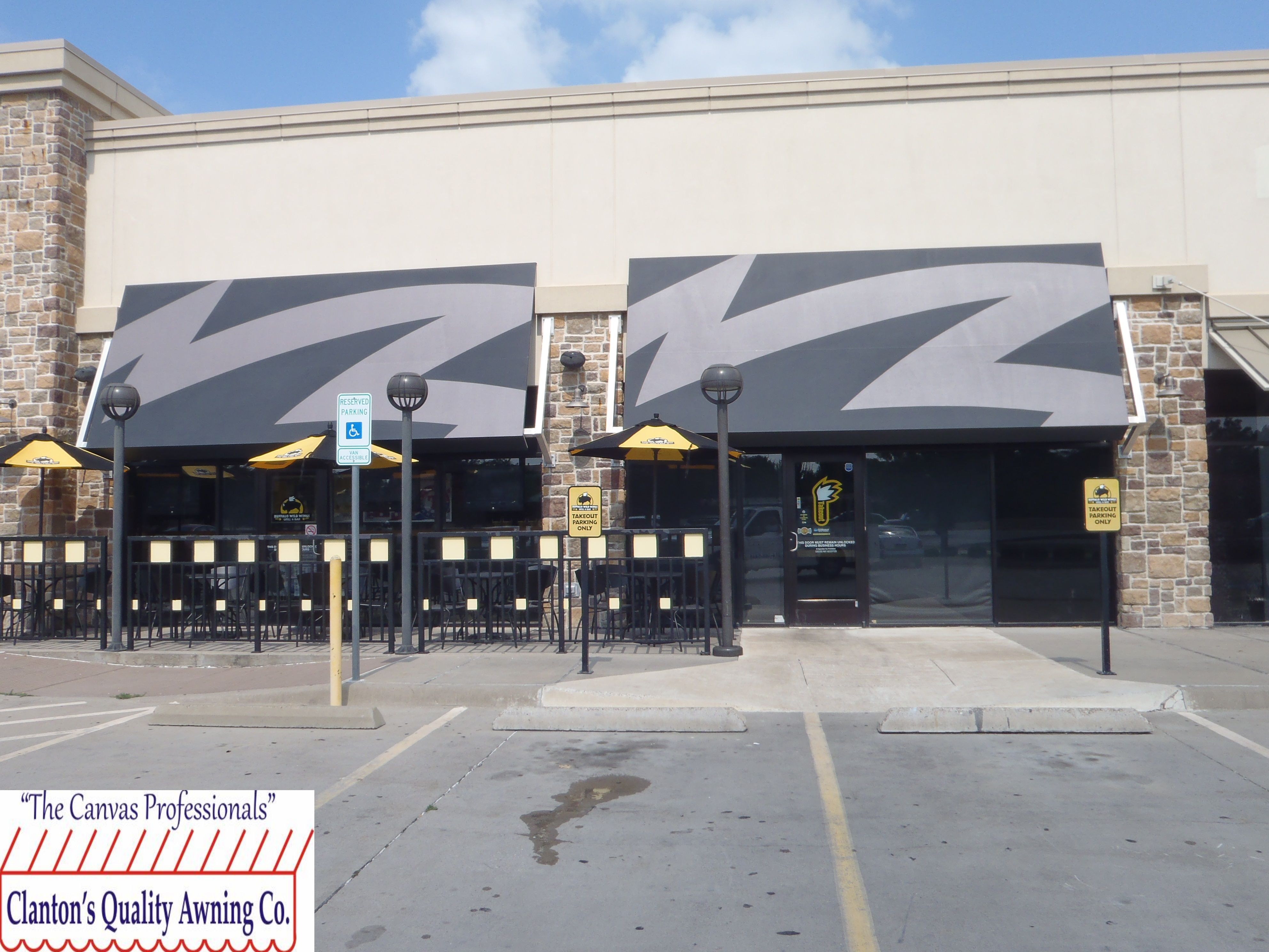 air exteriors awnings mills church canopy saints awning commercial all vent gallery river fabric nc asheville