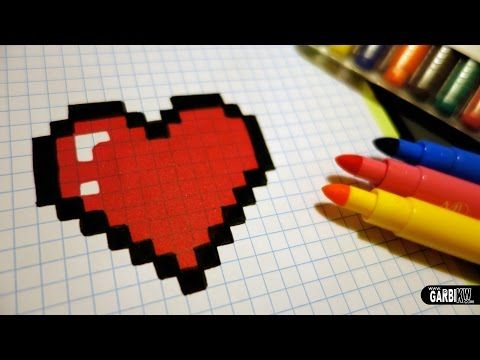 Comment Dessiner Kinder Kawaii Etape Par Etape Dessins Kawaii Facile Youtube Dessin Kawaii Comment Dessiner Pixel Art Coeur