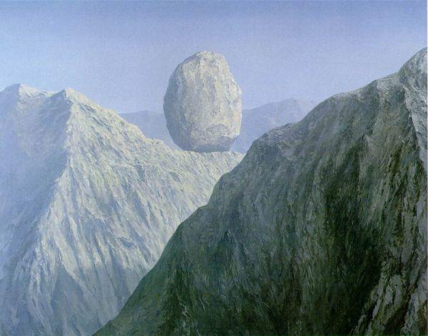 Magritte, La clef de verre Magritte and Clef