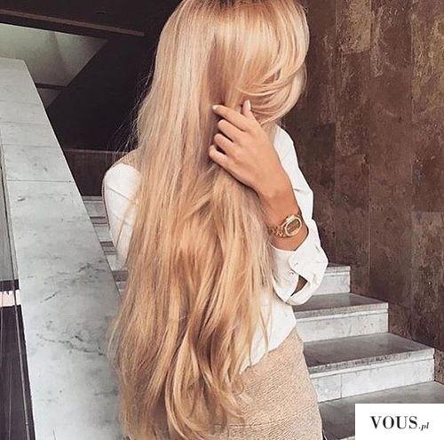 Długie Blond Włosy Włosy W 2019 Włosy Blond Włosy I