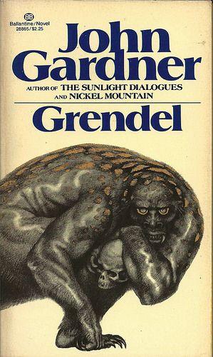 author of grendel