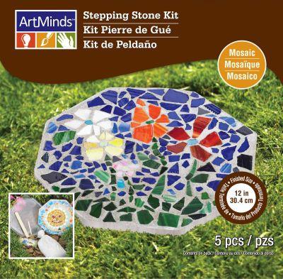 Handprint Stepping Stone Kit Michaels