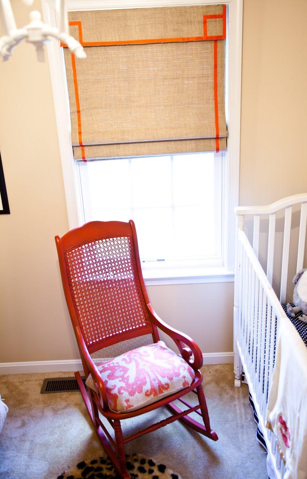 Diy Roman Chair For Restaurant Johns Journal Burlap Shade With Tutorial