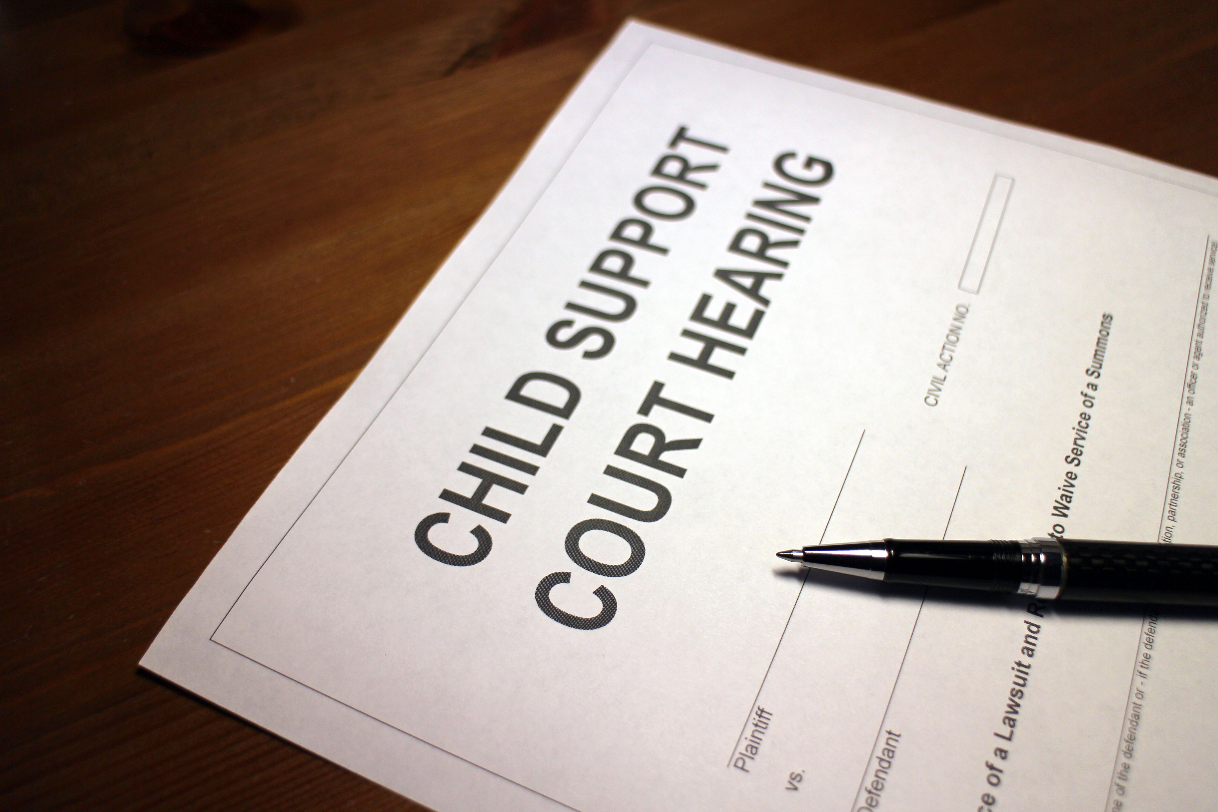 Binding Child Support Agreements