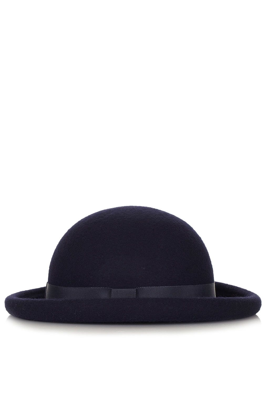64b8d360e ROLLER BOWLER HAT - Topshop price: £25.00 | S/S 2013: Monochrome ...