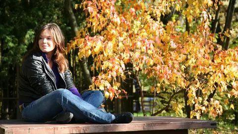Осенняя фотосессия в парке идеи: 10 тыс изображений ...