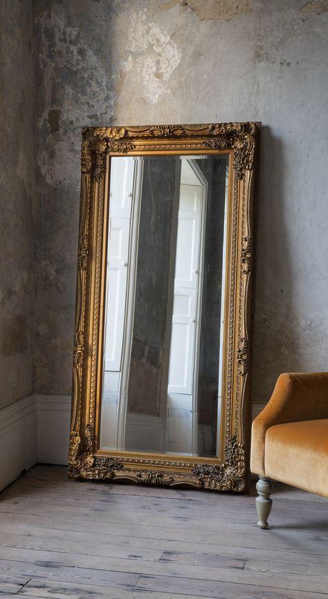 Wandspiegel Cargan In 2019 Leaner Mirror Mirror Fancy