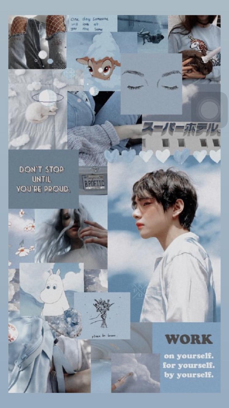 Pin By Jillian Lexie On Lockscreens Bts Wallpaper Kim Taehyung