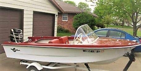 1963 Crestliner Mustang 14 Boat Boat Boat Design Vintage Boats