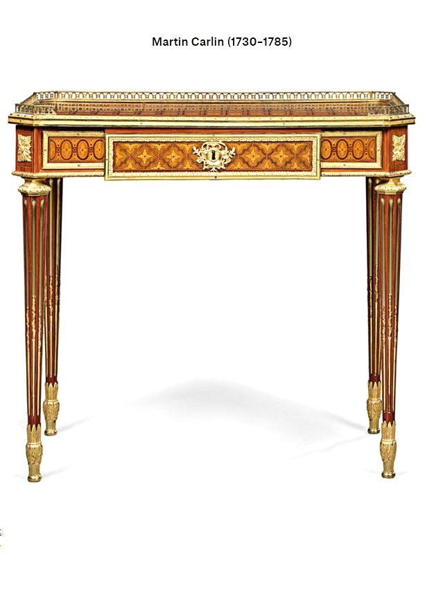 Collecting Guide: French 18th Century Furniture
