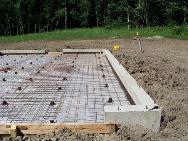 Concrete Foundation - Google Search | Concrete slab foundation, Concrete  diy, House foundation