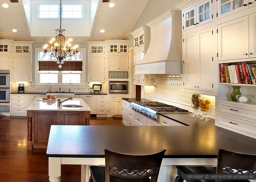 Tile Backsplash Ideas For Black Granite Countertops There Are Limitless Ways To Get Creative With