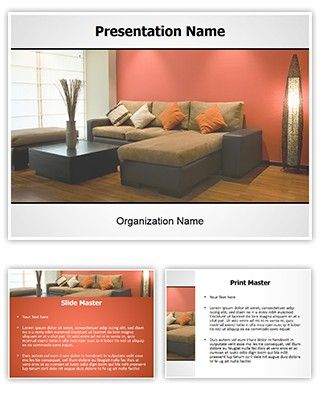Make greatlooking PowerPoint presentation with our Interior