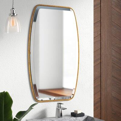 Joss Main Clementina Modern Contemporary Beveled Accent Mirror Mirror Wall Accent Mirrors Contemporary Wall Mirrors