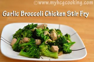 My HCG Cooking Blog - Favorite recipes and discoveries on my HCG weightloss journey: P2 Garlic Broccoli Chicken Stir Fry