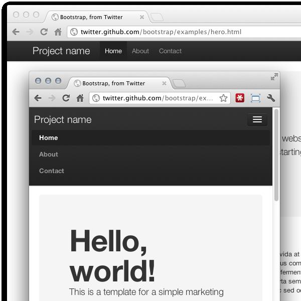A Simple Responsive Mobile First Navigation Tuts Web Design Article Web Design Mobile Web Design Web Design Inspiration