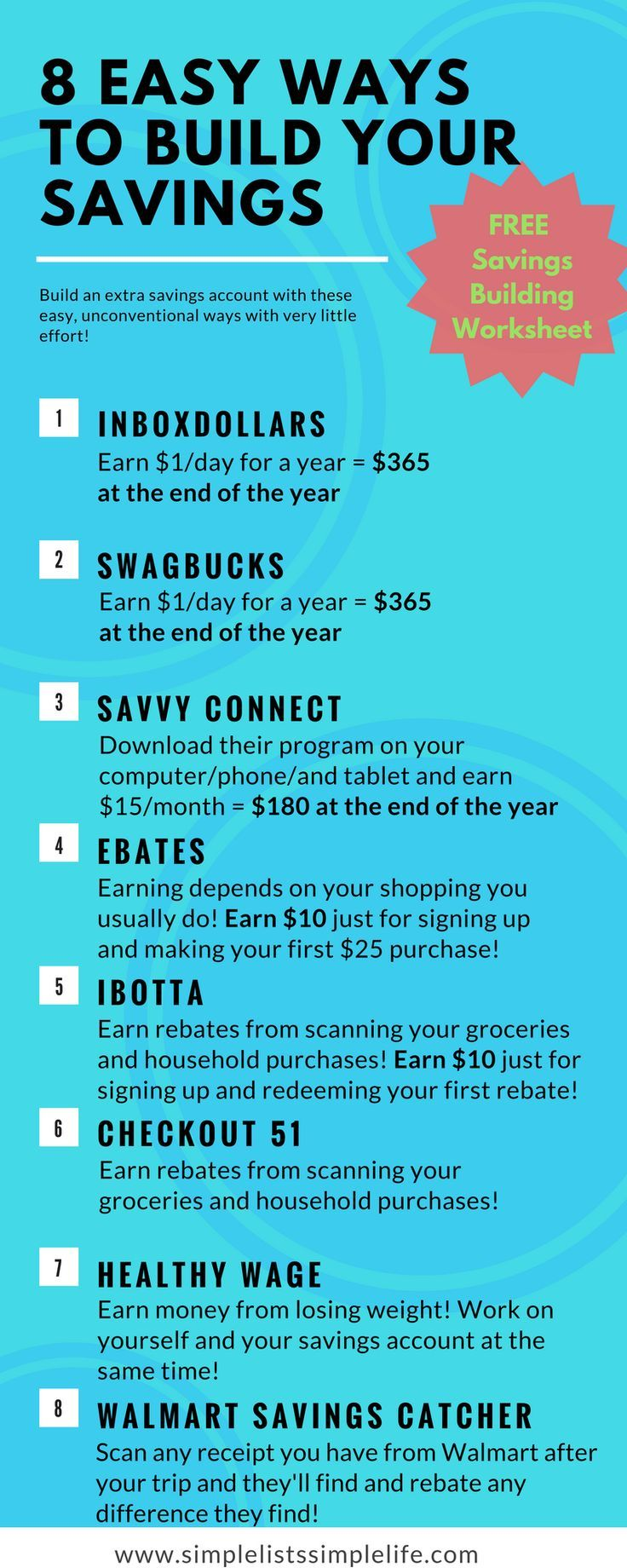 8 Amazingly Easy ways to Earn and Save Money for your Dream Vacation ...