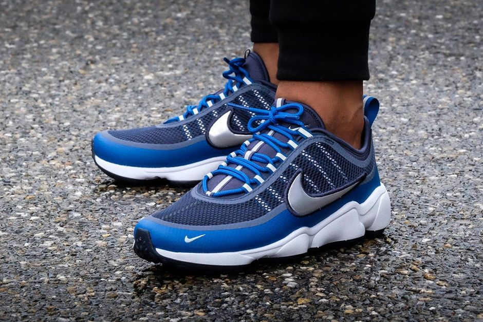 a17c1a788e8e1 The Nike Air Zoom Spiridon Ultra Drops In Vibrant Shades Of Blue ...