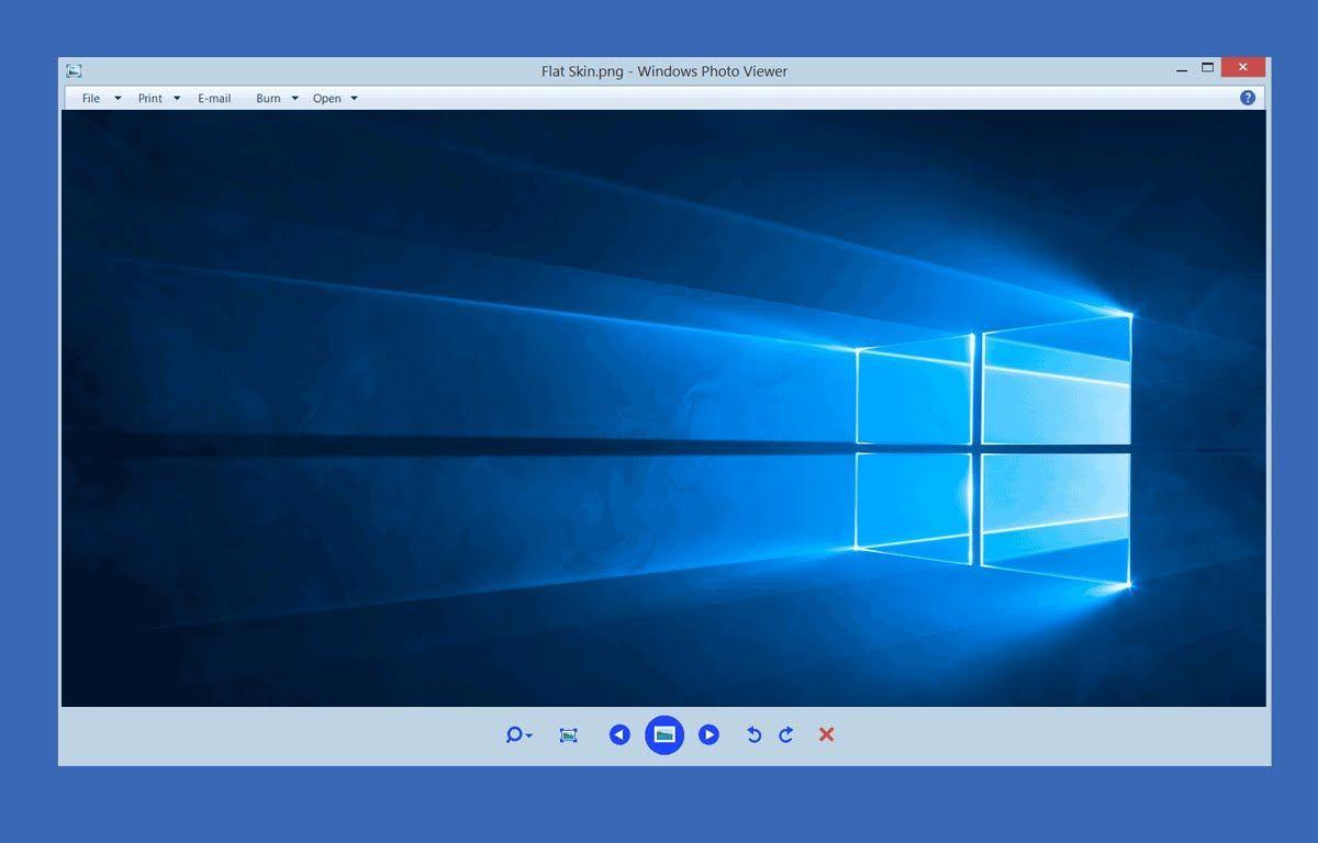 الصفحة غير متاحه Photo Viewer Windows 10 Windows