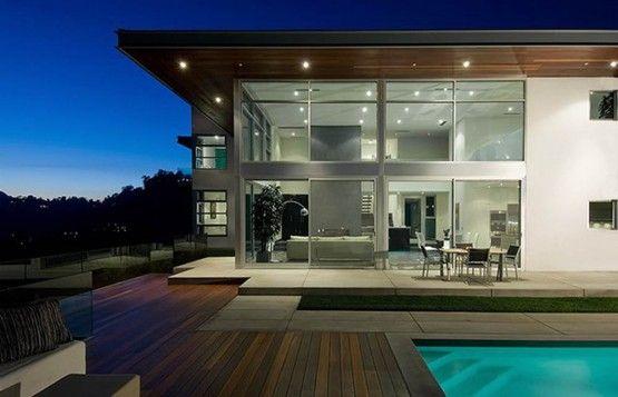 Minimalist Modern House Design By Steve Kent Interior Favorite
