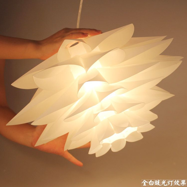 26cm simple modern european bedroom living room lotus flower light 26cm simple modern european bedroom living room lotus flower light lamp shade chandelier diy iq jigsaw aloadofball Choice Image