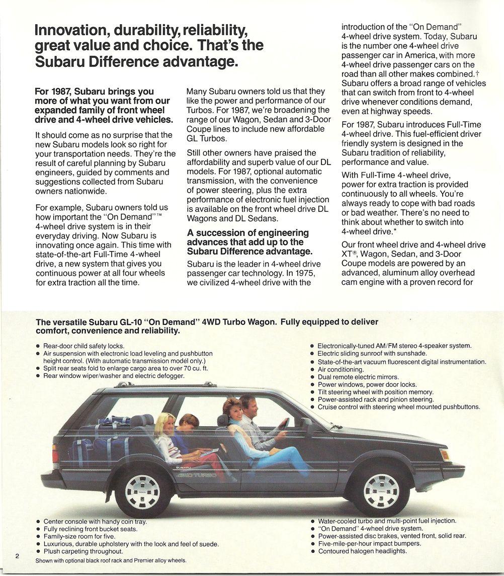 Subaru Dealer In Wichita Ks Subaru Of Wichita Subaru Models Subaru Brochure