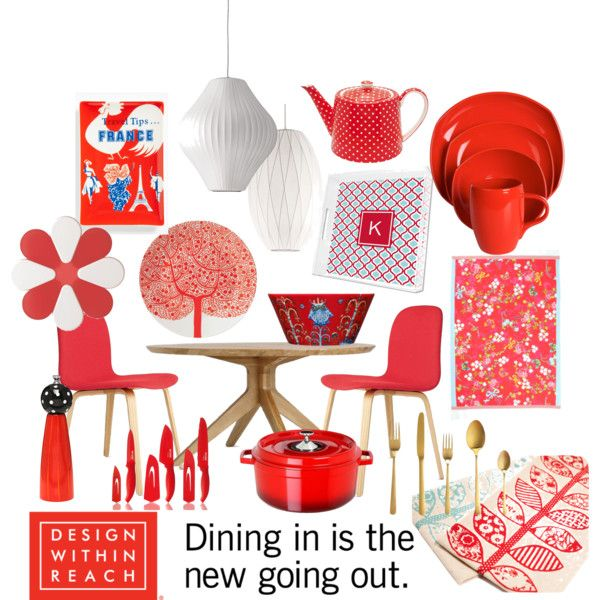 """""""retro red"""" by kc-spangler on Polyvore"""