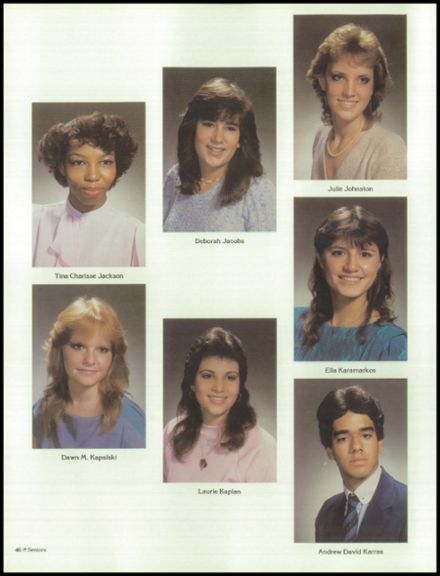 1985 South Brunswick High School Yearbook Via Classmatescom Tips