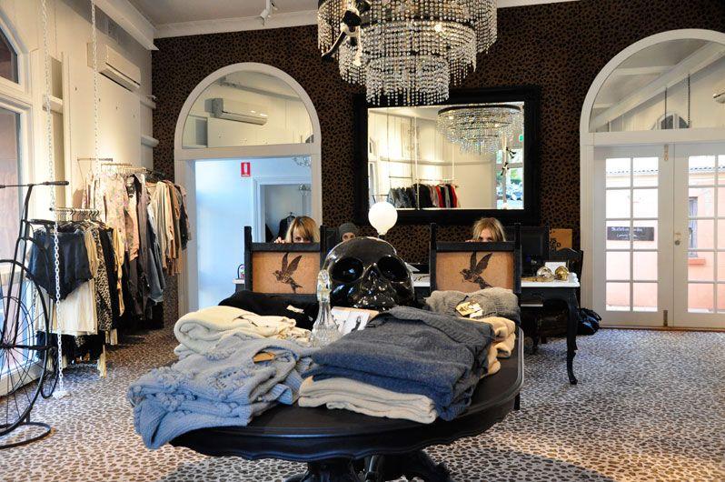 Scandinavisch Interieur Sydney : One teaspoon sydney sh p interiors i l ve