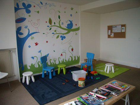 cabinet du0027orthophonie La décoration Murale Pinterest Bureaus
