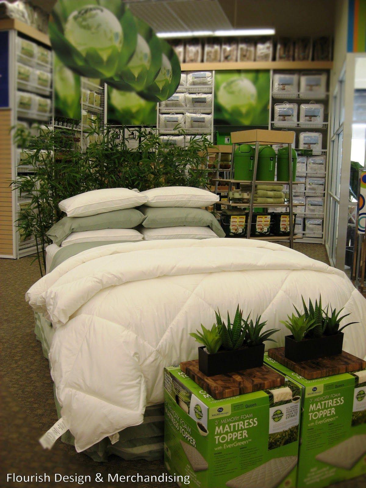 spring eco department visual merchandising visual