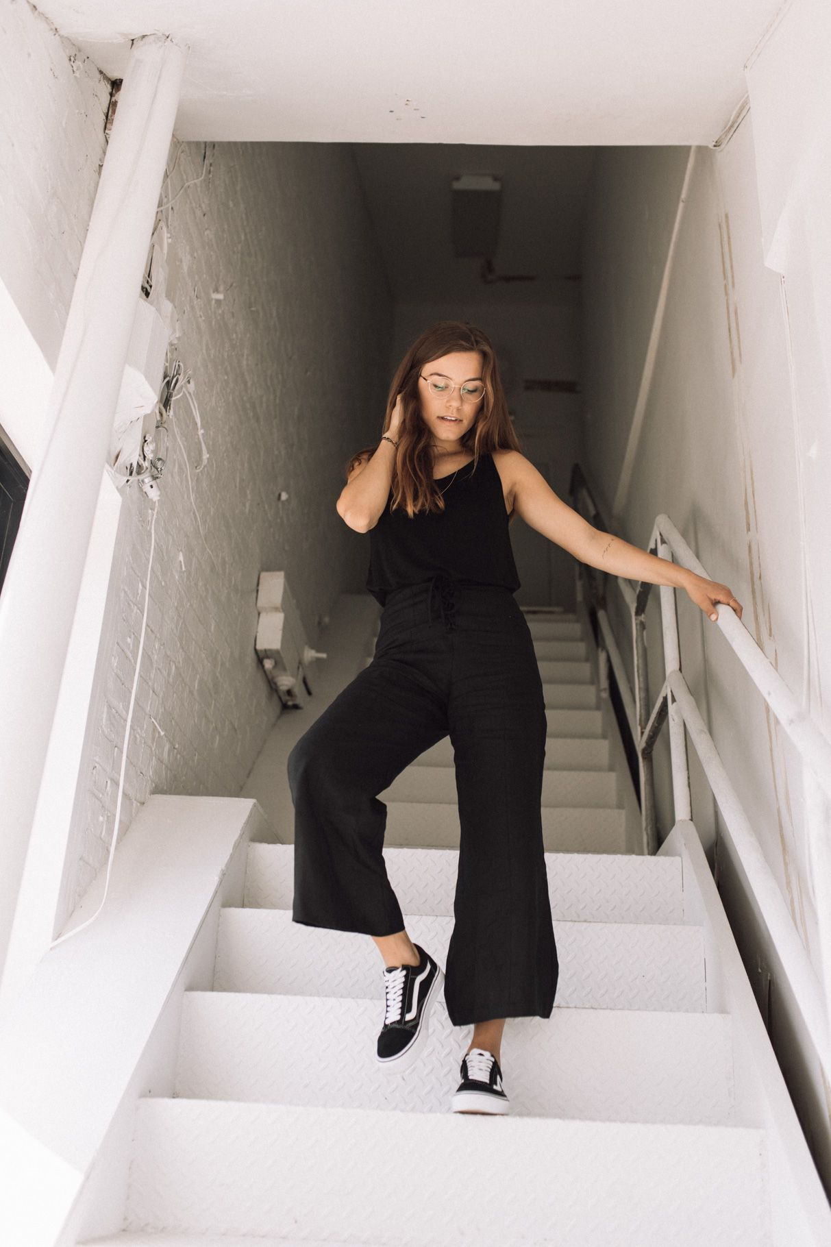 Outfit: Exploring Gowanus Anna Laura Kummer