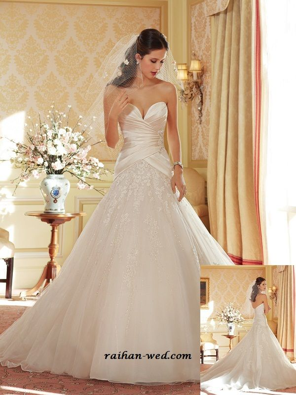 2014 Wedding Gown Collections | Wedding Dresses Spring 2014 ...
