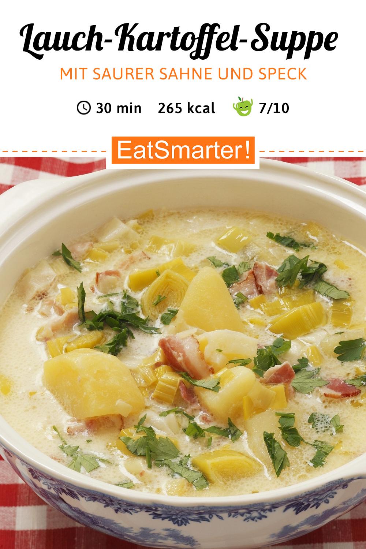 Photo of Leek and potato soup
