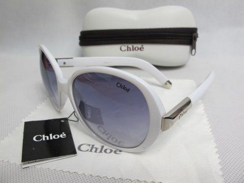 f56fa41adb1c75 Chloe lunette White Oval Frame €77.05 €21.05 Economie   73%   Chloe ...
