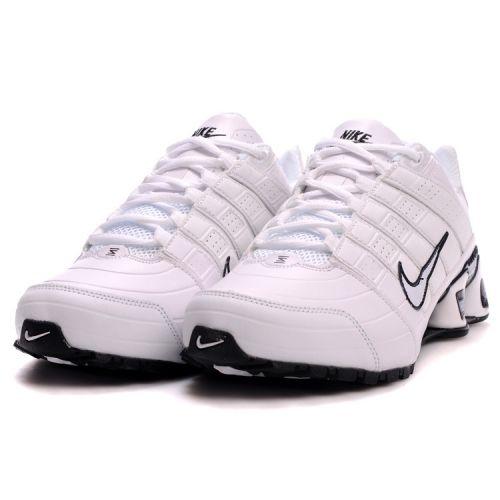 46a593cc335364 Nike Shox NZ 2 White Black Couple Shoes  NIKE 081  -  79.59   Nike Free