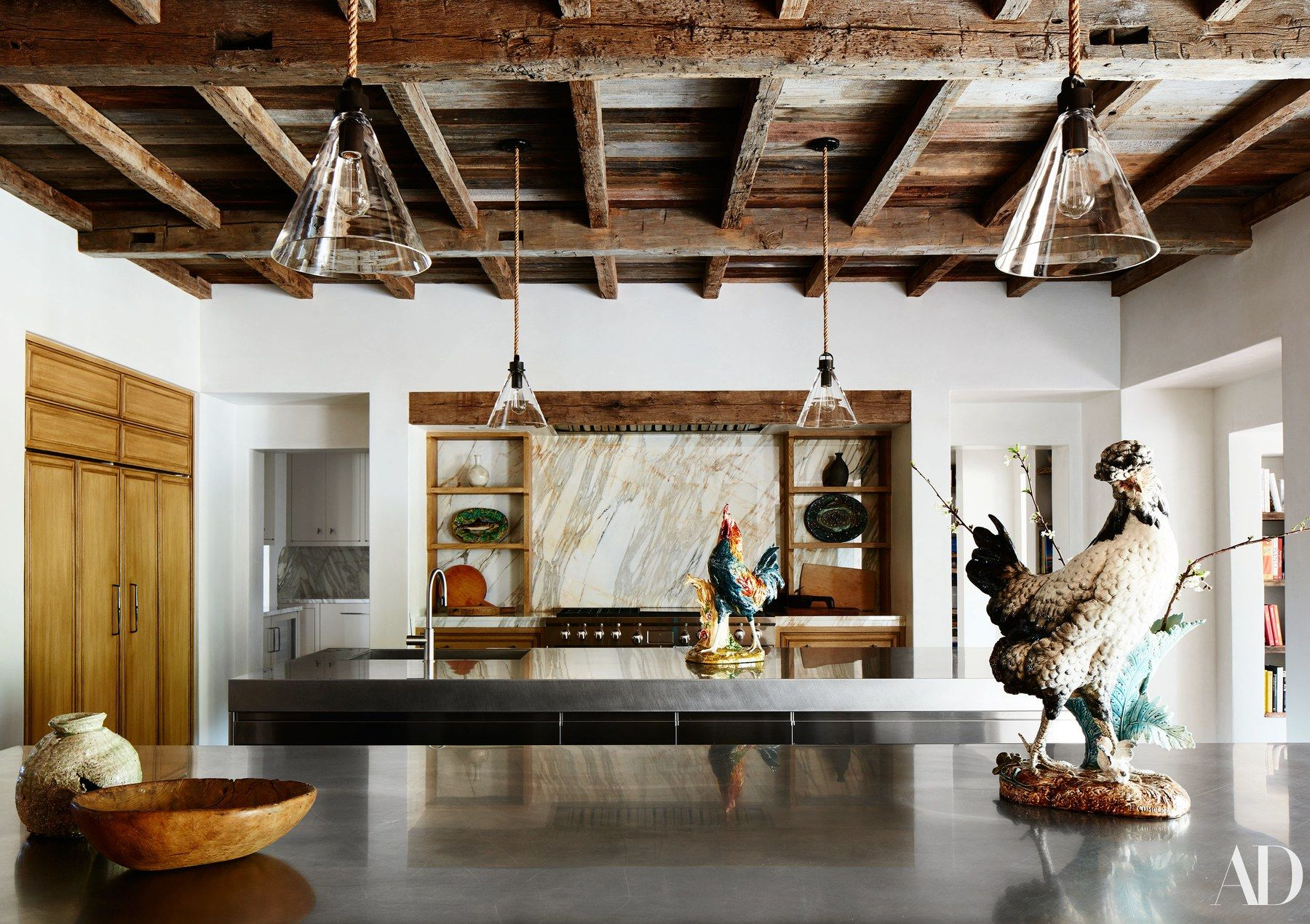 See How Atelier Am Reinvented This Montecito Estate Contemporary