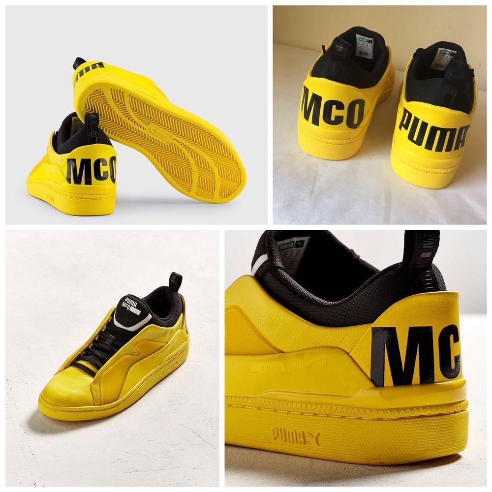 $175 NEW ALEXANDER McQUEEN X PUMA MCQ