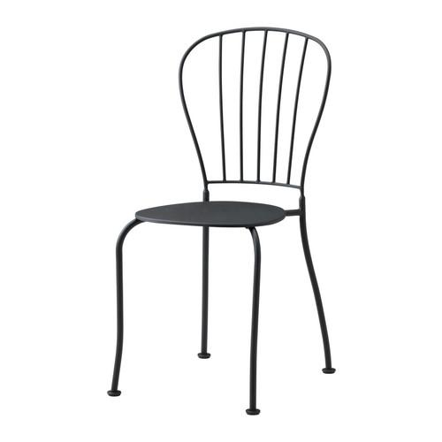 LÄCKÖ Tuoli, ulkokäyttöön - -, harmaa - IKEA 25 €