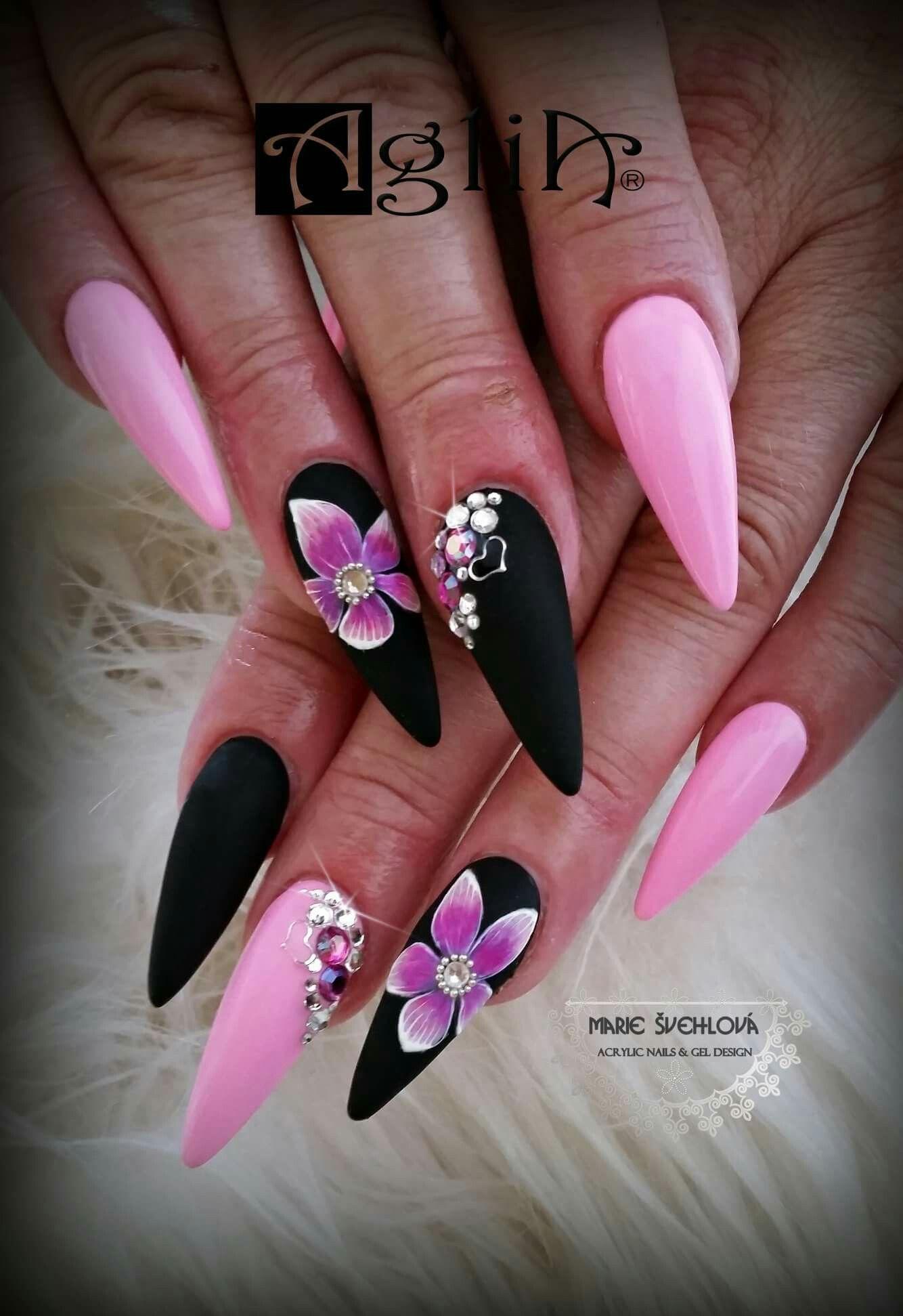 Acrylic nails & Gel design